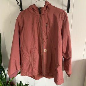 Pink Carhartt Coat